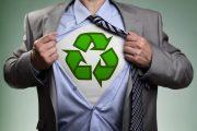 Supereroe ecosostenibile